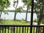 Sunset Cottage - Lake Rental House on Lake LBJ in Kingsland, Texas